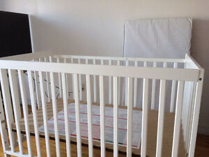 High Quality Baby Crib with Matress