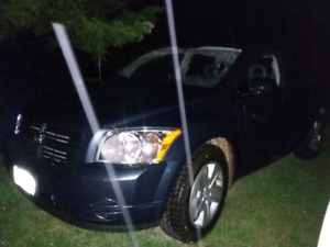 2007 Dodge Caliber with Low Kms  one owner lady drivein