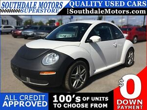 2010 VOLKSWAGEN NEW BEETLE LEATHER * HEATED SEAT * POWER GROUP