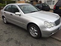 2004 Mercedes c180 kompressor 5 door auto clean and tidy car cheap