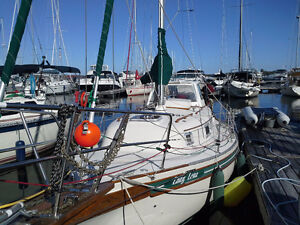 Bayfield 29 cutter in showroom condition
