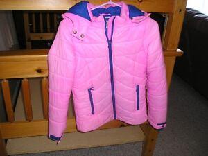 Ruum Bright Pink Winter Coat-XL(14)