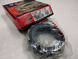Used Barnett Carbon Fiber complete clutch kit - CRF250r