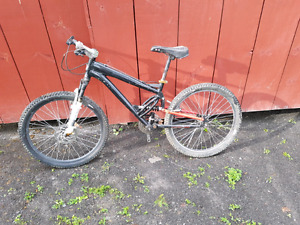 Bike for parts