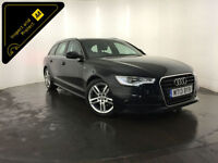 2013 AUDI A6 S LINE TDI AVANT DIESEL 1 OWNER SERVICE HISTORY FINANCE PX WELCOME