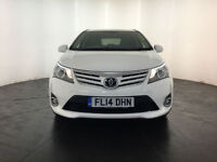 2014 TOYOTA AVENSIS ICON + D-4D ESTATE 1 OWNER SERVICE HISTORY FINANCE PX