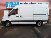 Mercedes Sprinter 316 CDI MWB HIGH ROOF WITH A/C
