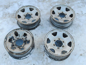 "15"" 6 Bold Rims For Sale"