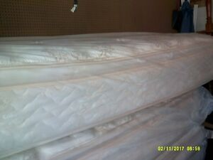********* Awesome deal on Double mattresses with boxspring