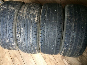 4 205/55R16 cooper cs 4 good for another summer
