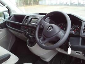 Volkswagen Transporter T28 2.0 Tdi Bmt 102 Trendline Van Euro 6 DIESEL (2017)