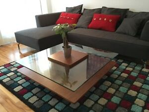 Table basse Structube - Coffee table Structube