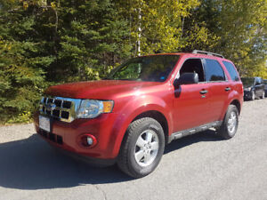 2011 Ford Escape XLT AWD * LEATHER!