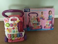 Vetch first steps baby walker! Excellent condition,