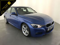 2014 64 BMW 318D M SPORT DIESEL 1 OWNER SERVICE HISTORY FINANCE PX WELCOME