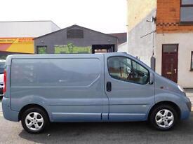 Finance Available & No VAT! Vauxhall Vivaro SWB Sportive full service history renault trafic (3)