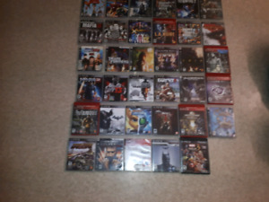 24 ps3 games for $200