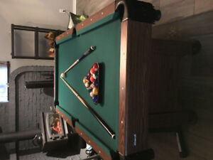 Table billard Fabreville Laval