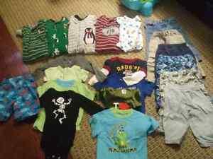 6-12, 9 and 12 month clothes, Snowsuit, shoes Cambridge Kitchener Area image 3