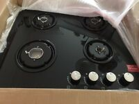 Gas hob brand new in box.