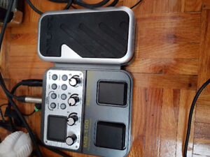 Pedal a guitar MG 100 NUX