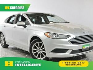 2017 Ford Fusion SE Auto A/C Bluetooth Cruise MP3/USB/Camera