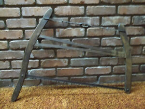 ANTIQUE SAW $45.00 PICK UP ONLY