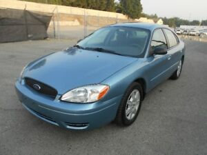 2007 Ford Taurus Auto V6 3.0L Only 67000KMS 1 Owner