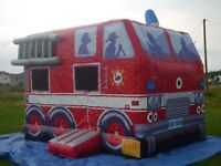 Fire truck Rescue Heroes Themed Kids Party