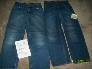 Lots of boys regular and husky size 14 and 16 pants