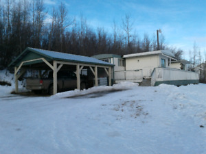 3 Bedroom Mobile on 5 Acres for Rent
