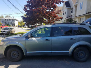 2009 Dodge Journey SUV, SXT AWD Crossover