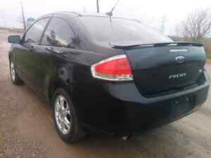 2008 ford focus Rare 2dr coupe