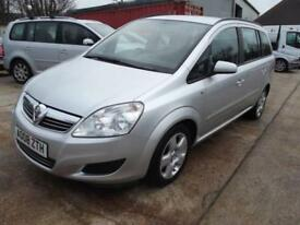 Vauxhall/Opel Zafira 1.9CDTi ( 120ps ) auto 2008MY Club 5 DOOR AUTOMATIC MPV