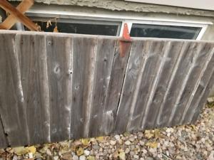 Old Barn door!