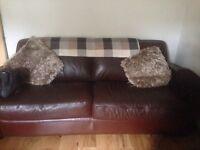 2 heavy sofaworks settees