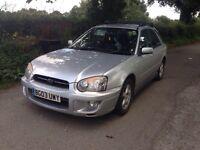 Subaru Impreza 2003 GX Sport Wagon 4 x 4