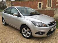 Ford Focus 1.8 125 2008.25MY Zetec