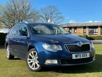 2011 SKODA Superb 2.0 TDI CR SE 4x4 5dr