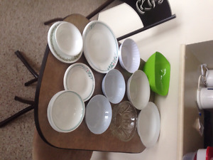 Dishes& containers