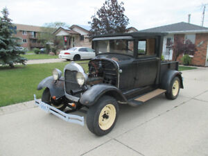 !929 MODEL  A  FORD