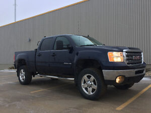 2012 GMC Sierra 2500HD 4x4 Bluetooth Leather Dvd Pickup Truck