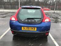 Volvo C30 2.0D SE LUX BLUE DIESEL WARRANTY 12 MONTHS MOT FULL SERVICE HISTORY