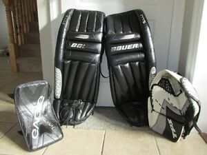 FOR SALE: Excellent used Goalie Equipment Kitchener / Waterloo Kitchener Area image 1