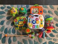 10 interactive baby toy selection