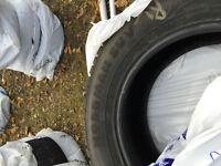 245/65R17. Nokian Nordman winter tires