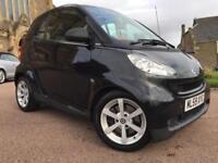 *3 MTHS WARRANTY*2009(59)SMART FORTWO 1.0 MHD AUTO PULSE 2DR WITH 31K*