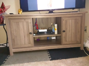 Very new TV table on sale