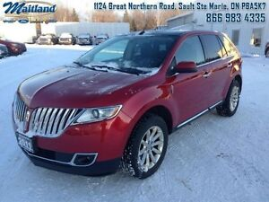 2011 Lincoln MKX void