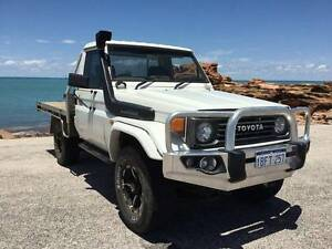 1999 Toyota LandCruiser Ute Broome Broome City Preview